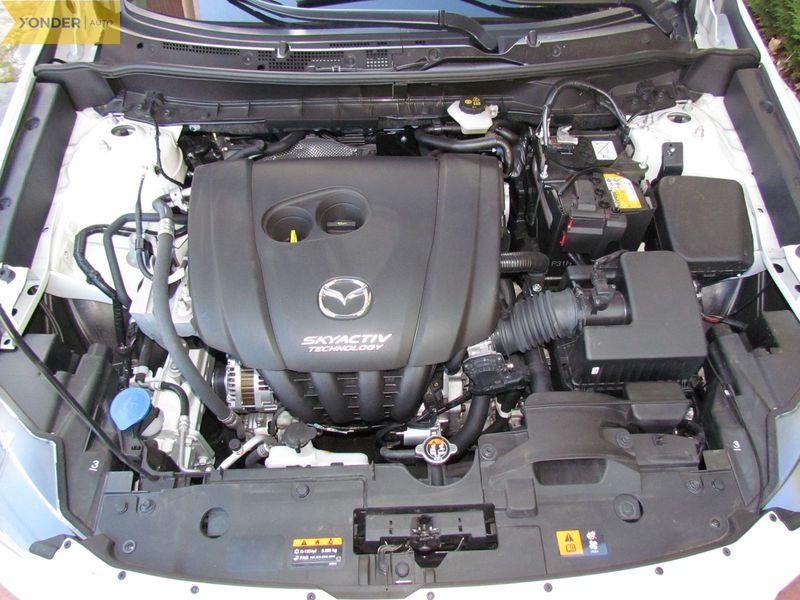 Mazda CX-3 Motor 2.0 gasolina 120 cv