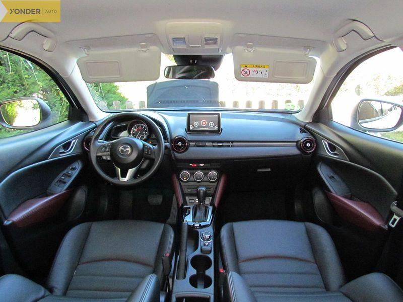 Mazda cx 3 2 0 120 at 2wd el suv benjam n con aptitudes for Mazda cx 3 interieur
