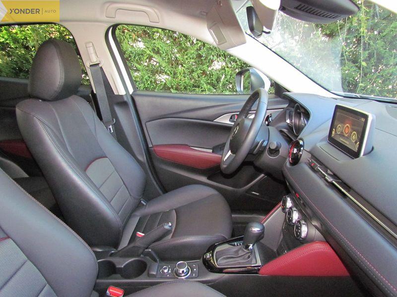 Mazda CX-3 Puesto conducción