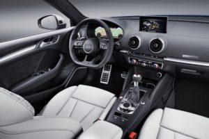 Audi RS3 Interior 2017