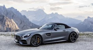 Mercedes-AMG GT C Roadster edition 50 2017
