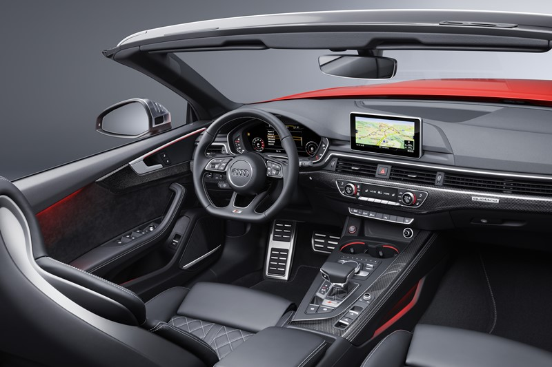 S5 Cabrio 2017