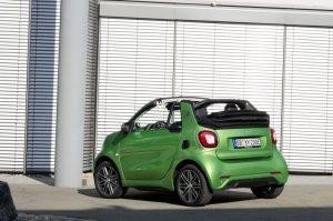 smart cabrio electric drive