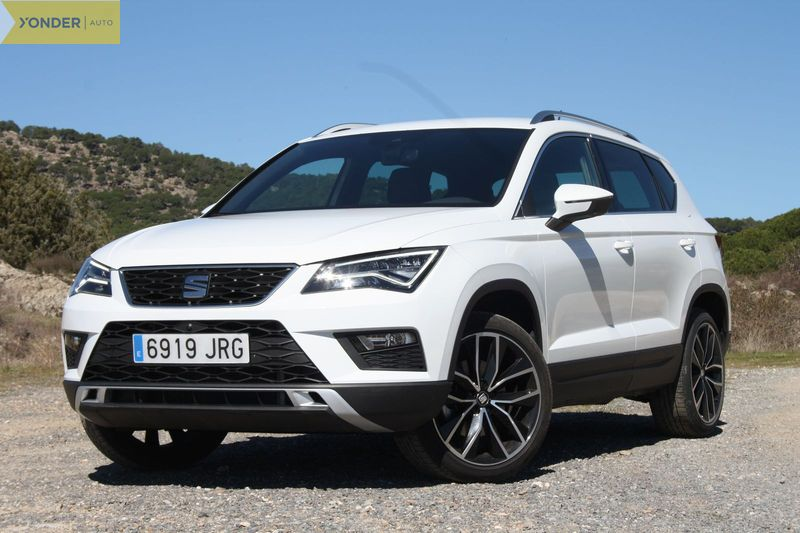 prueba seat ateca 2 0 tdi 150 4drive xcellence plus llega. Black Bedroom Furniture Sets. Home Design Ideas