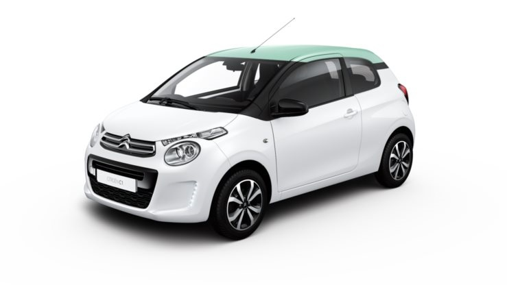 Citroen C1 City Edition