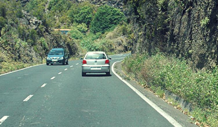 limite velocidad carreteras convencionales