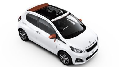 Peugeot 108 Roland Garros 2017