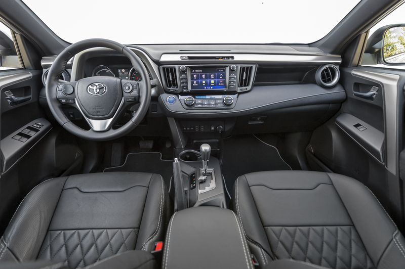 toyota Rav4 feel edition 2017