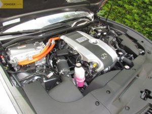 Motor Lexus RC 300h