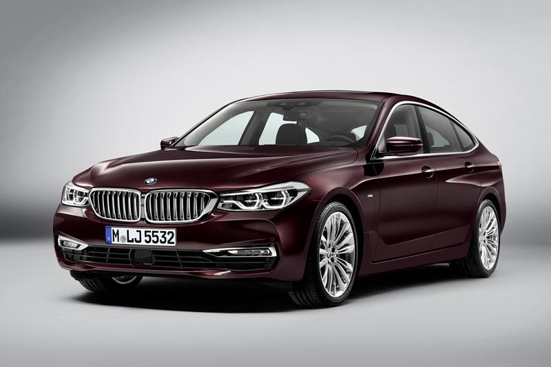BMW Serie 6 GT 2017