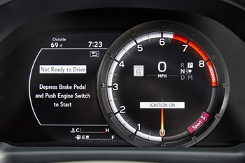 Lexus LS 500h F Sport 2018