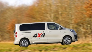citroen space tourer m Serie_especial 4x4 Dangel 2017