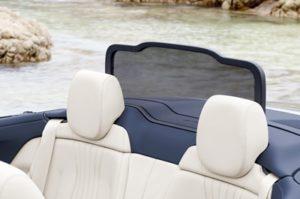 Aircap Mercedes-Benz E Cabrio 2017