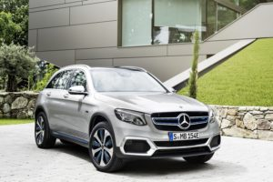 Mercedes GLC F-Cell preserie