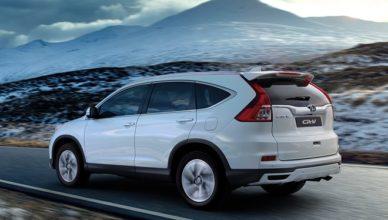Honda CR-V Lifestyle Plus 2017