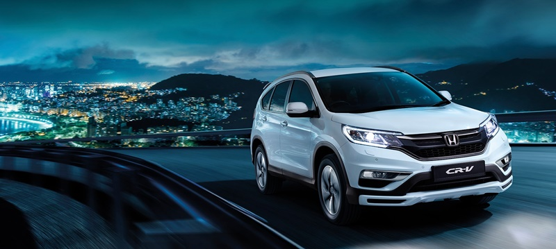 Honda CR-V Lifestyle Plus 2017