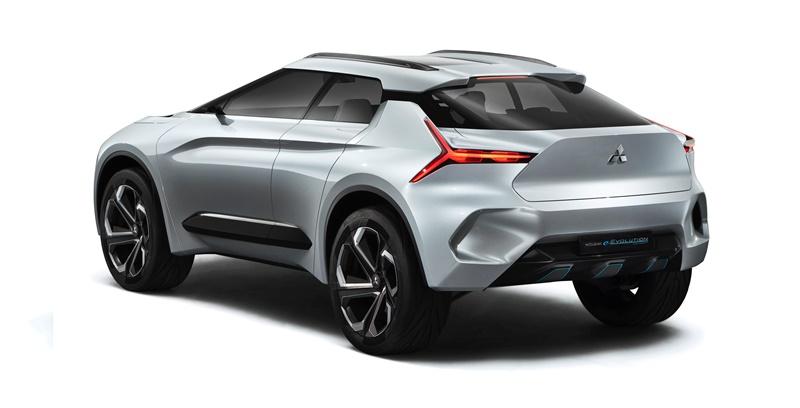 Mitsubishi e EVO Concept