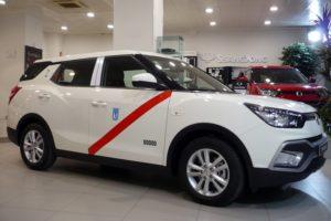 SsangYong Taxi XLV G16 GLP
