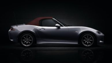 Mazda MX-5 ST Red Heritage