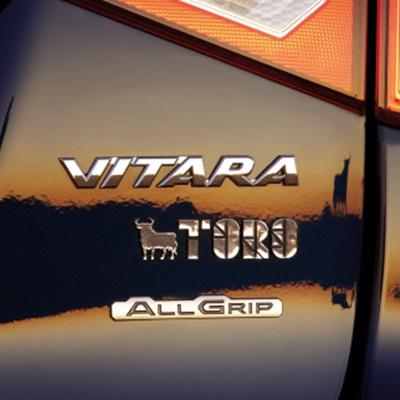 Logo suzuki vitar toro 2017