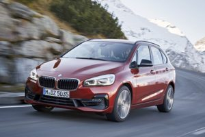 BMW Active Tourer 2018