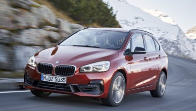 BMW Active Tourer 2018
