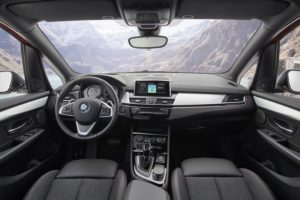 BMW Active Tourer interior
