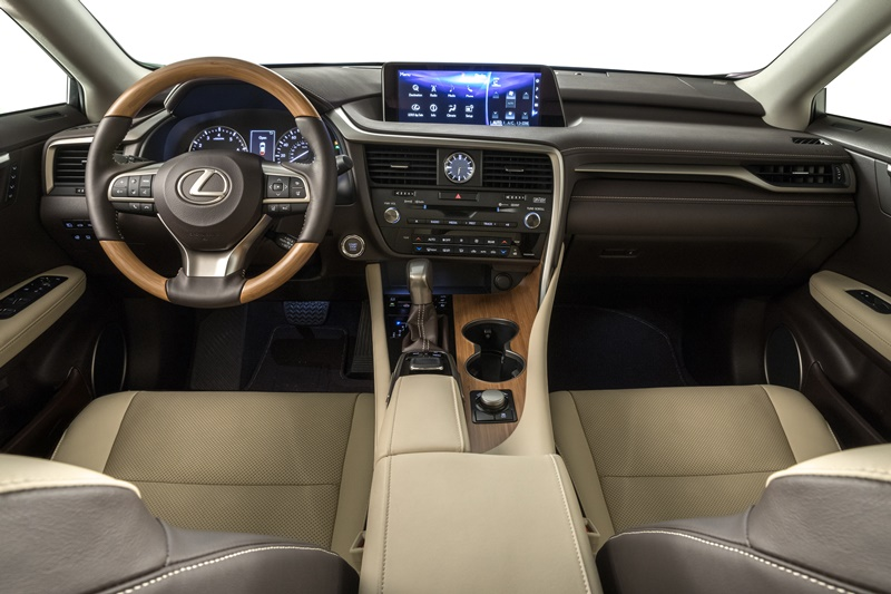 Lexus RX-L 2018
