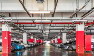roces arañazos aparcamiento