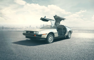 DeLorean y su regreso al futuro